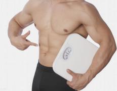 负压抽脂可为男性胸部减